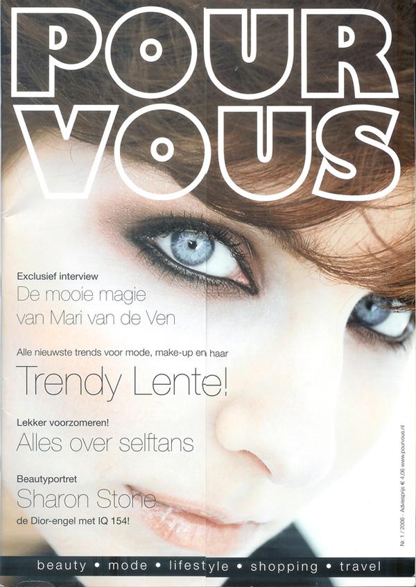 BLOG by Amber: Pour Vous, exclusief interview Mari van de Ven