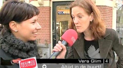 BLOG by Amber: Amber Peeters bij Regio22 Televisie