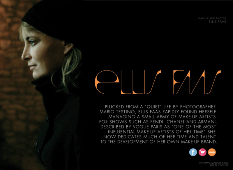 BLOG by Amber: Interview in TWO Magazine met oud leerling Ellis Faas