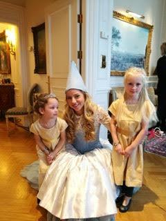 BLOG by Amber: Visagisten van Dik Peeters doen Prinsessenbal in het Amstel Hotel